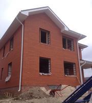 Стоительство домов из кирпича под ключ в Березинском р-не