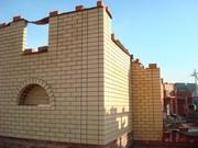 Стоительство домов из кирпича под ключ в Зеленом Боре
