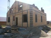 Стоительство домов из кирпича под ключ в Пуховичском р-не