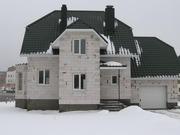 Стоительство домов из блоков под ключ в Крупском р-не