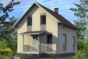 Стоительство домов из блоков под ключ в Несвижском р-не