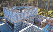 Стоительство домов из блоков под ключ в Червенском р-не