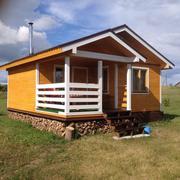 Строительство каркасных Домов в Несвижском районе