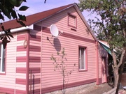 Отделка дома сайдингом,  утепление выезд: Борисов и район