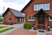 Строительство срубов домов,  бань в Орше честные цены 100%