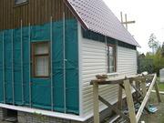 Фасады домов: отделка,  утепление. Шклов,  Барань,  Орша
