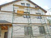 Утепление домов,  коттеджей,  балконов,  террас: Шклов