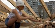 Монтаж Сайдинга. Строительство крыш,  ремонт кровли недорого