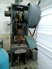 Пресс кривошипный КД-40