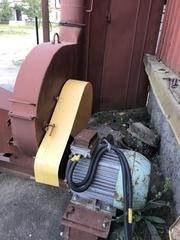 Машина рубильная навесная МРН-1
