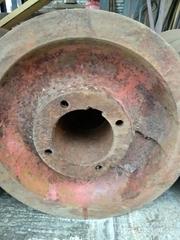 Колеса (привод) сушильного барабана АВМ