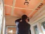 Ремонт балкона по доступной цене