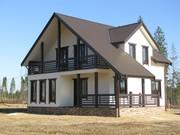 Производство и строительство каркасных домов по Беларуси